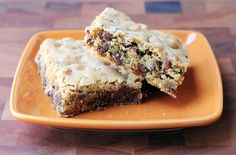 Can't lose this one! These are keepers!!: Chocolate Chip Pretzel Cookie Bars
