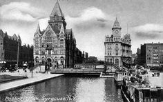 1890 Erie Canal dwtn