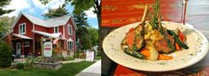Martha's Leelanau Table | European Style Cafe in Suttons Bay. Go for brunch.