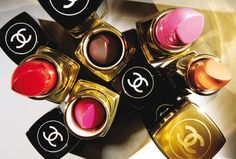 50 shades #CCapproved #chanel #lips FLAWLESS MAKE UP | M E G H A N ♠ M A C K E N Z I E
