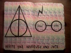 Id write always for harry potter