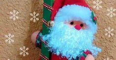¡Gracias por visitar mi blog!     Aquí encontrarás algunos de mis moldes, listos para imprimir (hoja tamaño carta o A4) y pasar a la tela. ... Cilantro, Santa, Christmas Ornaments, Holiday Decor, How To Make, Crafts, Diy, Home Decor, Bed Skirts