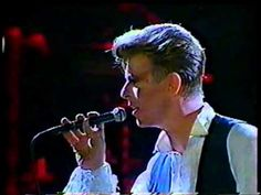 David Bowie in Rio - 1990 With Adrian Belew (Full Show)