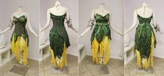 Spiderwick Elf Dress by Firefly-Path