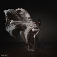this is art... from italian Vogue