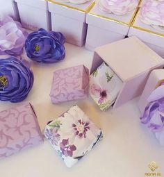 #graphic #wedding #purple #pink #lilac #chocolate #flower #floral #bride #decoration Lilac, Purple, Pink, Engagement Decorations, Chocolate Decorations, Baby Showers, Brides, Wedding Cakes, Decorative Boxes