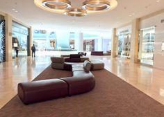 Yas #Mall, The #Fashion Avenue, #AbuDhabi, #UAE #emirates #cuc #sofa #grassoler #modularsofa #deco #chic #original #luxury #interiors