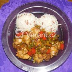 Fotografie receptu: Rychlá kuřecí čína