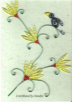 Paper+Quilling+Free+Patterns | Paper Quilling Designs