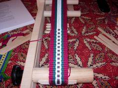 inkle weaving   by inklehippy