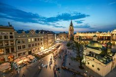 The historic city of Kraków in Poland has topped a Which? survey to find the best cities in Europe for a weekend break, beating Paris, Rome and 44 others. Cheap European Cities, Cities In Europe, Travel Europe, Cheap City Breaks, Moustiers Sainte Marie, Krakow Poland, Belle Villa, W Hotel, European Destination