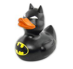 Batman Badeente DC Comic Bath Duck. Hier bei www.closeup.de
