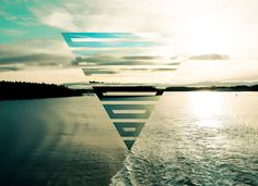 There's a certain style of art that really catches my attention in inspiration galleries where artists combine geometry and photography to produce…