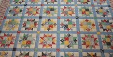 Instructions Are Provided for 3 Quilt Sizes! The complex stars in this beautiful quilt are really quite simple to make, even for beginning quilters. Use a variety of scraps and tie all the stars together with the sashing and border. You can also use fat quarters or yardage and go with a more coordinated color …