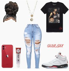 Swag Outfits For Girls, Cute Swag Outfits, Teenage Girl Outfits, Cute Comfy Outfits, Teen Fashion Outfits, Classy Outfits, Latest Fashion Clothes, Pretty Outfits, Casual Outfits