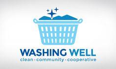 Washing Well Logo, Cincinnati OH