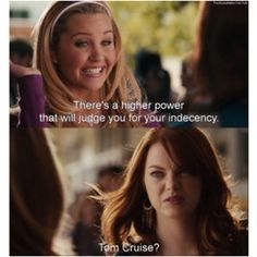 Love this movie - Amanda Bynes couldn't play the church girl now that's for sure! Teen Movies, Funny Movies, Great Movies, Funny Movie Lines, Awesome Movies, Tv Show Quotes, Film Quotes, Easy A Quotes, Funny Movie Quotes