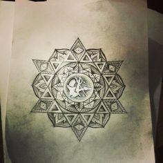 Mandala Designs, nightsisters: Another long night of beautiful...