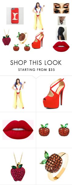"""""""Snow white"""" by hannah-may-malone on Polyvore featuring GURU and Latelita"""