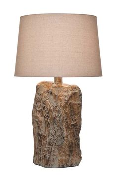 Desert Collection Lamp 664AS Western Lamps - From our Made in the USA Desert Collection. Rustic accent lamp with antique sand hand finish.