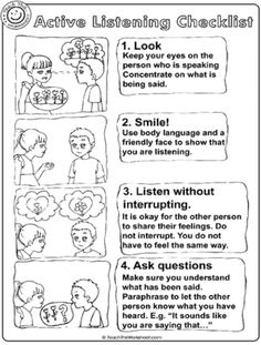 Color by Listening (A Following Directions Activity) | Active ...