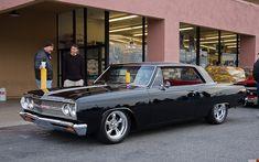 1965 Chevrolet Chevelle Malibu - black