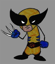 Wolverine X by on DeviantArt Wolverine, Disney Characters, Fictional Characters, Digital Art, Batman, Superhero, Disney Princess, Fantasy Characters, Disney Princes