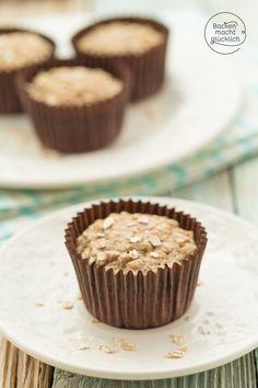 die besten 25 hafer muffins ideen auf pinterest gesunde fr hst cks muffins saubere blaubeer. Black Bedroom Furniture Sets. Home Design Ideas