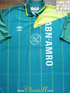 28 Best Classic Ajax Football Shirts images in 2019  eed423166