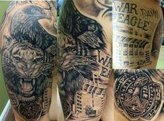 Blake Martyn-Dow - auburn tigers fan