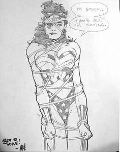 Wonder Woman - Toronto 2004