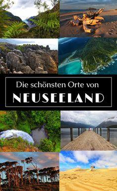 Neuseeland - Nord- und Südinsel meine schönsten Highlights!