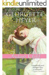 Friday's Child (Regency Romances)