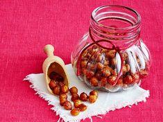 Süße Zimt-Honig-Kichererbsen Rezept | LECKER