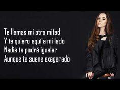 Por siempre mi amor - (Carolina Ross) Cover / Letra - YouTube Music Publishing, Youtube, Lyrics, Songs, Videos, Cover, Frases, Musica, Cute
