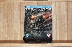 UK and Eire Terminator Salvation steelbook