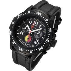 Armourlite Professional AL89 FireFighter Black Watch   Black Leather