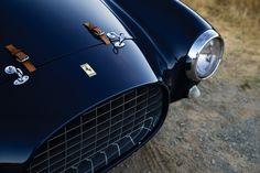 Ferrari 250 MM Berlinetta Pinin Farina chassis 0344MM