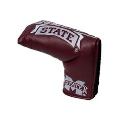 Team Golf Mississippi State Bulldogs Blade Putter Cover, Multicolor