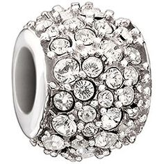 Jeweled Kaleidoscope - Clear    New    Infuse your world with pure color and light with the Jeweled Kaleidoscope bead. It dazzles you with crystal Swarovski Elements that enliven any design.    Article no.: 2025-0853
