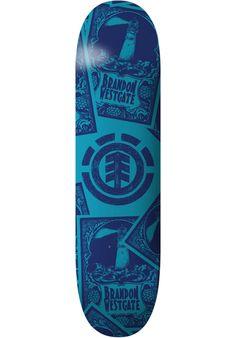 Element Westgate-Amplify - titus-shop.com #Deck #Skateboard #titus #titusskateshop