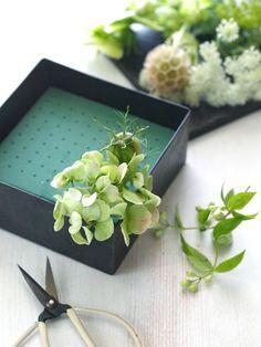 Boxed arrangement tutorial
