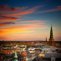 Copenhagen - Most beautiful city in the world!!