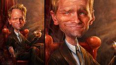 Barney Stinson by: Sam Spratt