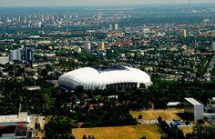 Uwielbiam to zdjęcie! The City Stadium in Poznań / UEFA Euro 2012 Poland & Ukraine / Stadion Miejski w Poznaniu #poznan #uefa #euro2012 #stadion   foto by: polishguide2012.pl