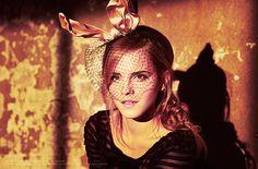 Bunny-ears! Cool costume idea