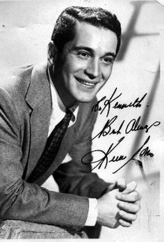The sound of Perry Como just put one's heart to rest.  He was pure peace!