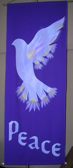 Second Sunday of Advent nave banner