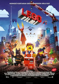 Lego Filmi Sinemalarda..  http://yeniegiticioyuncaklar.blogspot.com.tr/2014/02/lego-filmi-sinemalarda.html