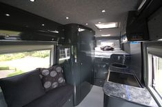 camper van interior - Google Search